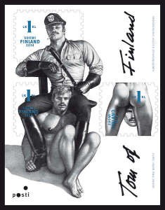 Tom of Finland Briefmarken